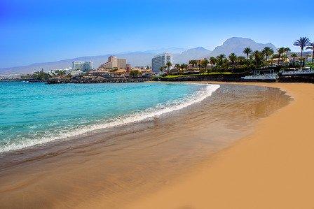 Las Americas Beach, Tenerife